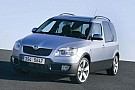 Skoda Roomster Scout New Entry Level Model & Pricing
