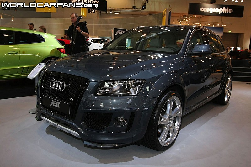 2008 Essen Motor Show - Video Highlights