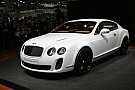 Bentley Continental Supersports Unveiled at Geneva Motor Show