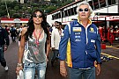 Briatore present for birth of son Falco