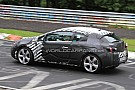 2012 Opel Astra GTC / OPC three-door latest Nurburgring spy photos
