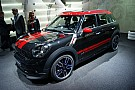 New MINI Countryman JCW and Clubvan concept in Geneva