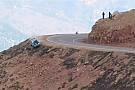 Spectacular crash at Pikes Peak