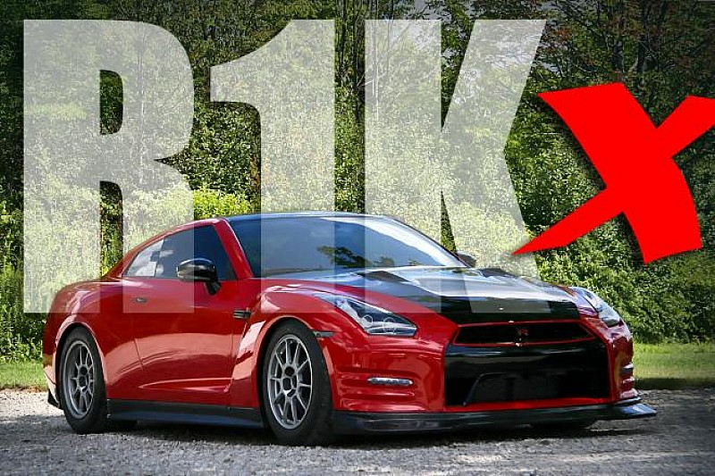Switzer R1K-X GT-R Red Katana - more details [video]