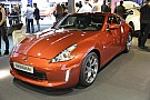 Nissan 370z shows its facelift in Paris