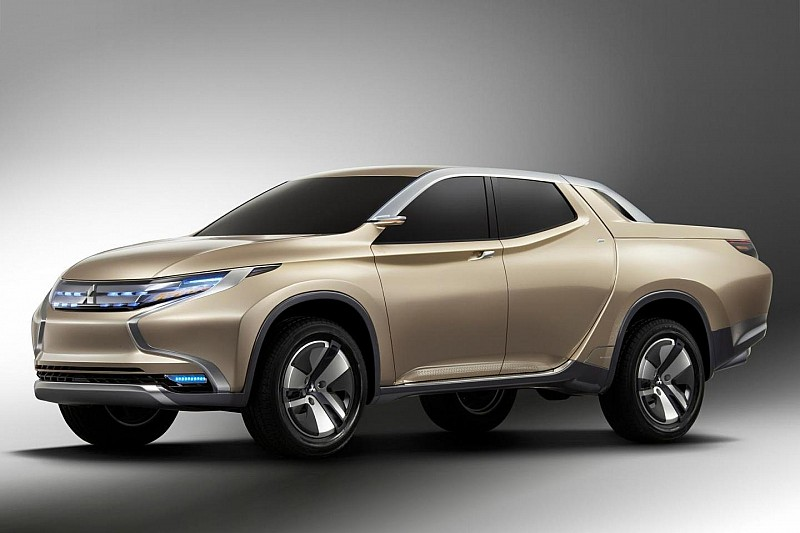 Mitsubishi CA-MiEV and GR-HEV concept photos surface