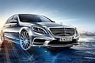 2014 Mercedes S-Class leaked