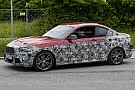 2014 BMW 2-Series Coupe spied in Munich with slightly less camo