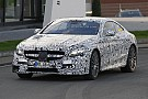 2014 Mercedes-Benz S63 AMG Coupe spied in action [video]