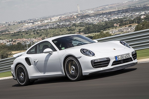 2017 Porsche 911 Turbo First Drive [w/video]