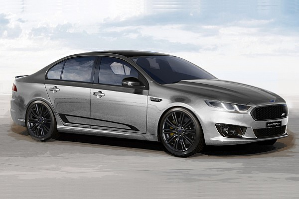 Ford Falcon Sprint goes official with up to 536 hp