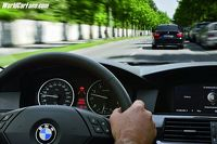 BMW Latest Driver Assistance R&D Developments