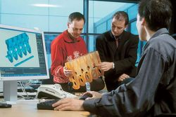 BMW prototypes compared with engineering data