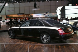 Maybach Zeppelin in Geneva