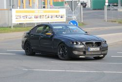 2011 BMW M5 spy photos