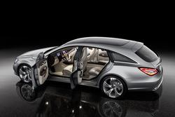 Mercedes-Benz CLS Shooting Brake Concept 20.04.2010