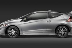 Honda CR-Zs at SEMA 2010