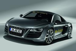 Audi R8 e-tron production version 10.11.2010