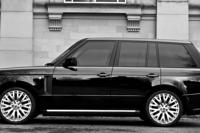 Project Kahn unveils the Range Rover RS500