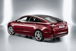 2013 Ford Mondeo Hatchback