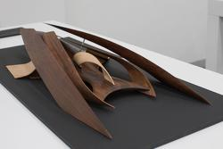 Wood Aerodynamics concept from design student Robert Mucska from the Academy of Fine Arts and Design in Bratislava 26.11.2012