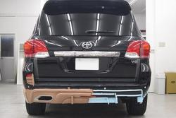 Toyota Land Cruiser facelift by Wald International 02.1.2013