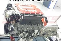 Rumored supercharged 6.2-liter LT1 V8 engine for Corvette ZR1 successor 08.10.2013