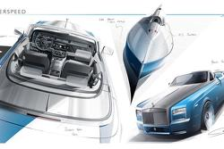 Rolls-Royce Phantom Drophead Coupe Bespoke Waterspeed Collection