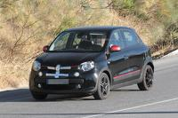 Renault Twingo RS pocket rocket spied for the first time