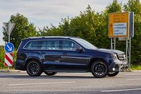 Mercedes-AMG GLS 63 shows its new face in latest spy photos