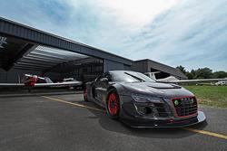 RECON MC8 is a carbon fiber, rear-wheel drive Audi R8 V10 Plus with 950 PS