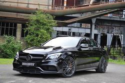 Brabus announces 600 PS Mercedes-AMG C 63 S for Frankfurt debut