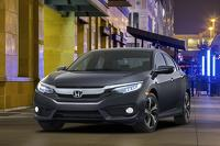All-new 2016 Honda Civic Sedan revealed in United States with turbocharged engine