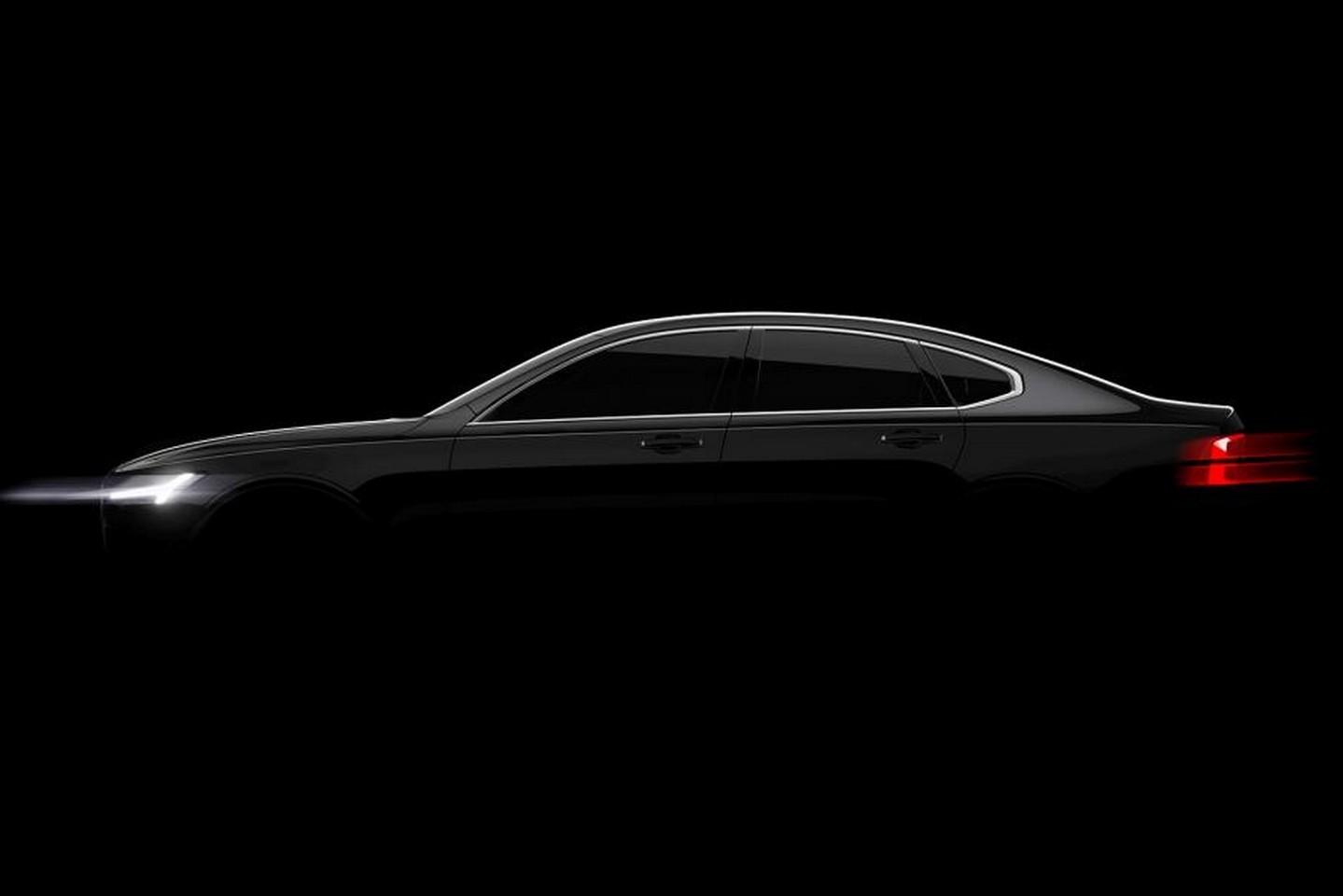 2016 Volvo S90/V90 17