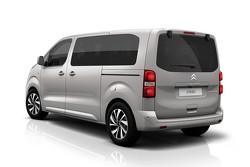 Peugeot TRAVELLER, Citroen SPACETOURER and Toyota PROACE