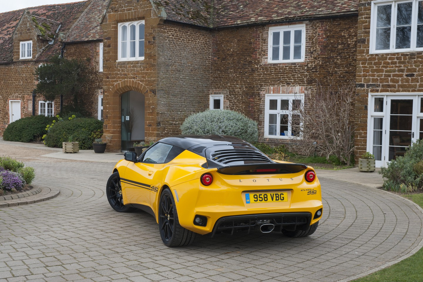 Lotus Evora Facelift (2015) 15
