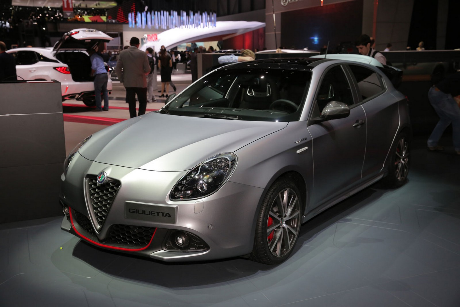 2016 alfa romeo giulietta restyl e page 9. Black Bedroom Furniture Sets. Home Design Ideas