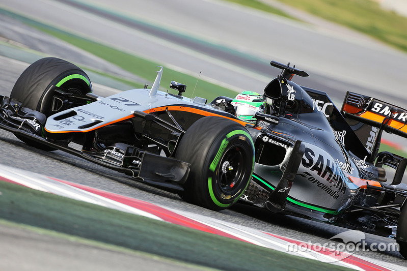 Nico Hulkenberg, Sahara Force India VJM09